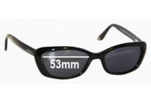 Sunglass Fix Sunglass Replacement Lenses for Gucci GG 2415/S - 53mm Wide