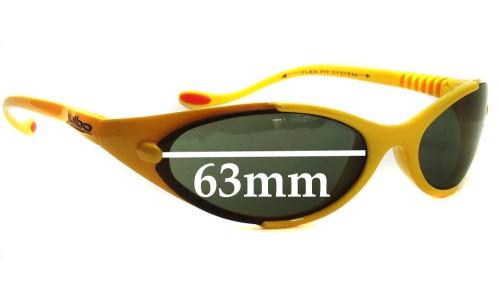 Sunglass Fix Sunglass Replacement Lenses for Julbo Magic - 63mm Wide