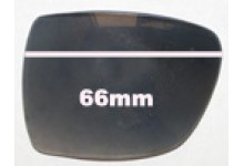 Sunglass Fix Sunglass Replacement Lenses for Lisa Ho LH206/S - 66mm Wide