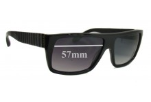 Sunglass Fix Sunglass Replacement Lenses for Marc by Marc Jacobs MMJ 096/S - 57mm Wide