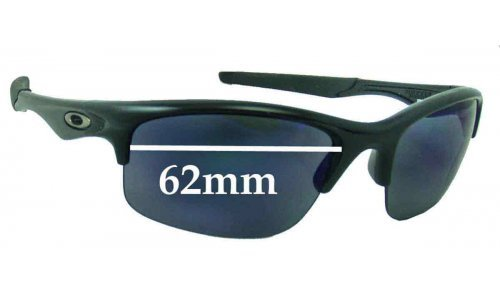 4cd6f257933 Oakley Bottle Rocket Sunglass Replacement Lenses - 62mm wide ...