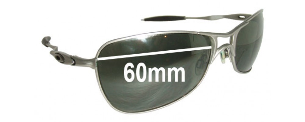 best aftermarket oakley replacement lenses ciic  Oakley Crosshair 10 Sunglass Replacement Lenses