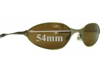 Sunglass Fix Sunglass Replacement Lenses for Oakley C-Wire Original 2000-2005 - 54mm Wide