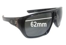 Sunglass Fix Sunglass Replacement Lenses for Oakley Dispatch OO9090 - 62mm Wide