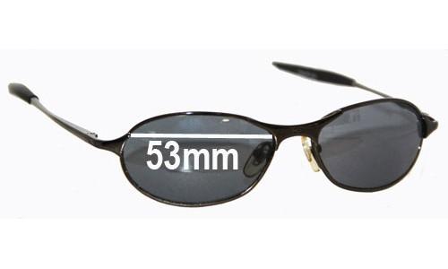 Sunglass Fix Sunglass Replacement Lenses for Oakley SP 4003 53mm wide