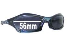 Sunglass Fix Sunglass Replacement Lenses for Oakley Splice - 56mm Wide