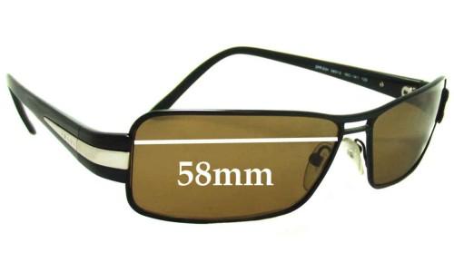 Sunglass Fix Sunglass Replacement Lenses for Prada SPR50H - 58mm wide