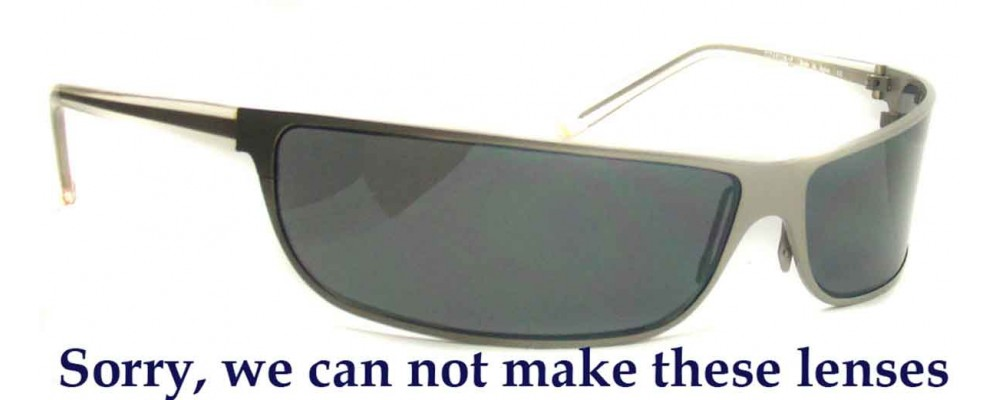 Sunglass Fix Sunglass Replacement Lenses for Prada SPR54C - We Can Not Fit