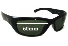 Sunglass Fix Sunglass Replacement Lenses for Ray Ban RB4160 - 60mm Wide