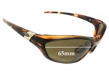 Sunglass Fix Sunglass Replacement Lenses for Rudy Project Wizard - 65mm Wide