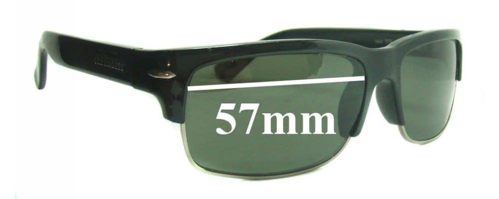 b18b7afa3ef1 Sunglass Fix Sunglass Replacement Lenses for Serengeti Vasio - 57mm wide