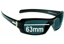 Sunglass Fix Sunglass Replacement Lenses for Spotters Unit - 63mm Wide