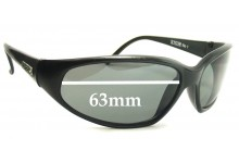 Sunglass Fix Sunglass Replacement Lenses for Stop No 1 - 63mm Wide