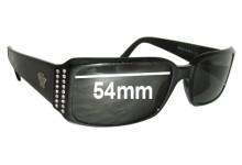 627d1dbf62b0 Sunglass Fix Sunglass Replacement Lenses for Versace MOD 4041 - 54mm Wide
