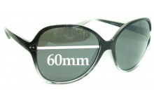 Sunglass Fix Sunglass Replacement Lenses for Vogue VO2704 - 60mm Wide