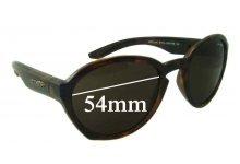 Sunglass Fix Sunglass Replacement Lenses for Arnette Moolah AN4170 - 54mm Wide