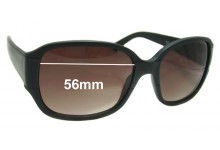 Sunglass Fix Sunglass Replacement Lenses for Marc by Marc Jacobs MMJ 100/S - 56mm Wide