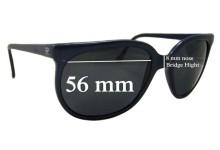 Sunglass Fix Sunglass Replacement Lenses for Vuarnet Pouilloux Unknown Model - 56mm Wide
