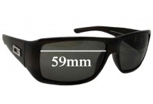 Sunglass Fix Sunglass Replacement Lenses for Gucci GG 1494/S - 59mm Wide
