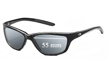 Sunglass Fix Sunglass Replacement Lenses for North Face Viper - 55mm Wide