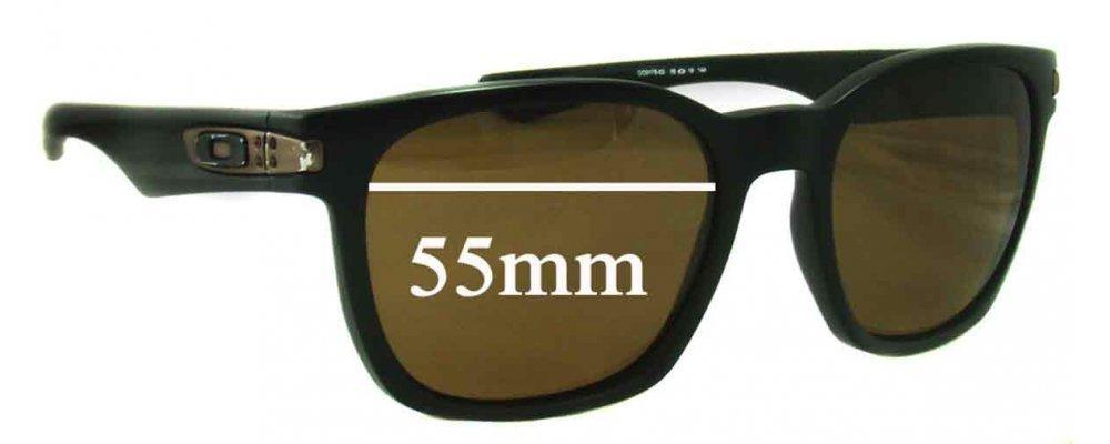 bcca39e3dc9 Sunglass Fix Sunglass Replacement Lenses for Oakley Garage Rock - 55mm wide