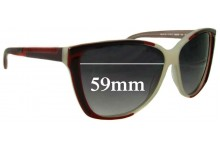 Sunglass Fix Sunglass Replacement Lenses for Stella McCartney SM4010 - 59mm Wide
