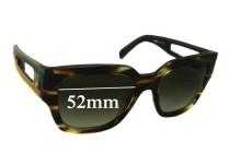 Sunglass Fix Sunglass Replacement Lenses for Fendi FS 5276 - 52mm Wide