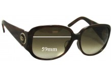 Sunglass Fix Sunglass Replacement Lenses for Gucci GG 3114 - 59mm Wide