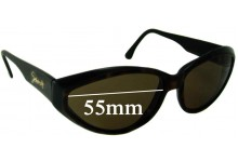 Sunglass Fix Sunglass Replacement Lenses for Givenchy Sincerely - 55mm Wide