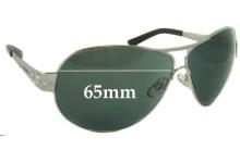 Sunglass Fix Sunglass Replacement Lenses for Missoni MI62201 - 65mm Wide