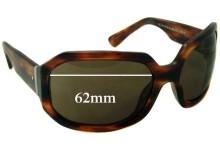 Sunglass Fix Sunglass Replacement Lenses for Salt Sawyer - 62mm Wide