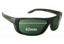 Sunglass Fix Sunglass Replacement Lenses for Arnette So Easy AN4159 - 62mm Wide