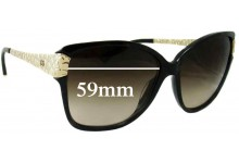 Sunglass Fix Sunglass Replacement Lenses for Dolce & Gabbana DG4131 - 59mm Wide