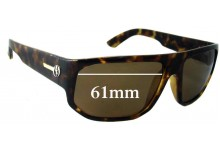 Sunglass Fix Sunglass Replacement Lenses for Electric BPM - 61mm Wide