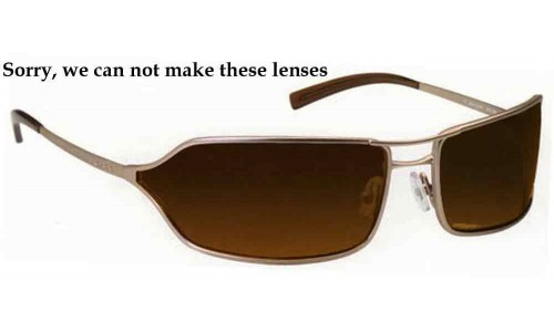Sunglass Fix Sunglass Replacement Lenses for Prada SPR60E - We Can Not Fit