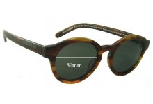 Sunglass Fix Sunglass Replacement Lenses for Raen Alex Knost - 50mm Wide