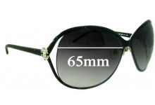 Sunglass Fix Sunglass Replacement Lenses for Roberto Cavalli Variscite 500S - 65mm Wide