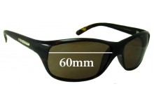 Sunglass Fix Sunglass Replacement Lenses for Serengeti Arezzo - 60mm Wide