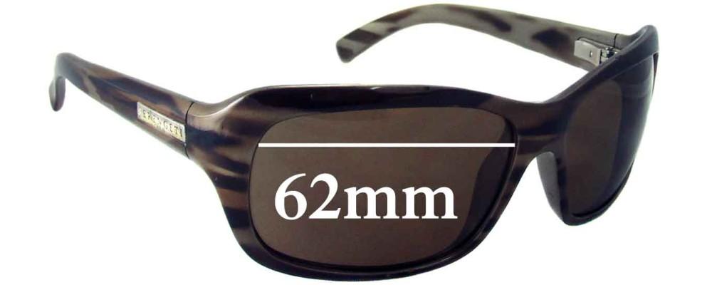 779b2575bd Serengeti Vittoria Sunglass Replacement Lenses - 62mm Wide ...