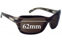 Sunglass Fix Sunglass Replacement Lenses for Serengeti Vittoria - 62mm Wide