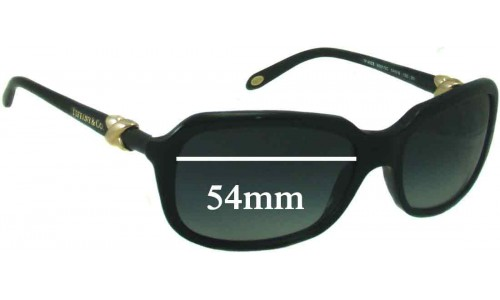 Sunglass Fix Sunglass Replacement Lenses for Tiffany & Co TF 4023 - 54mm Wide