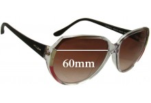 Sunglass Fix Sunglass Replacement Lenses for Vogue VO2664-S - 60mm Wide