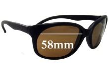 Sunglass Fix Sunglass Replacement Lenses for Vuarnet Pouilloux Unknown Model - 58mm Wide