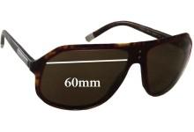 Sunglass Fix Sunglass Replacement Lenses for Dolce & Gabbana DG4070 - 60mm Wide