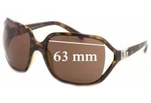 Sunglass Fix Sunglass Replacement Lenses for Dolce & Gabbana DG6007B - 63mm Wide