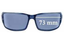 Sunglass Fix Sunglass Replacement Lenses for Dolce & Gabbana DG739S - 73mm Wide