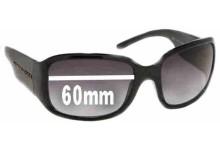 Sunglass Fix Sunglass Replacement Lenses for Dolce & Gabbana DG6015 - 60mm Wide