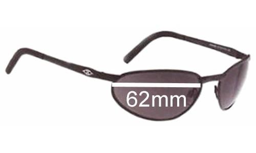 Sunglass Fix Sunglass Replacement Lenses for Killer Loop K3021 Pandemania - 62mm Wide