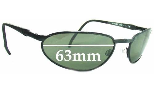Sunglass Fix Sunglass Replacement Lenses for Killer Loop K1310 Pandemanio - 63mm Wide