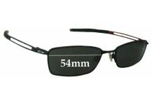 Sunglass Fix Sunglass Replacement Lenses for Oakley Coin OX5071 - 54mm Wide